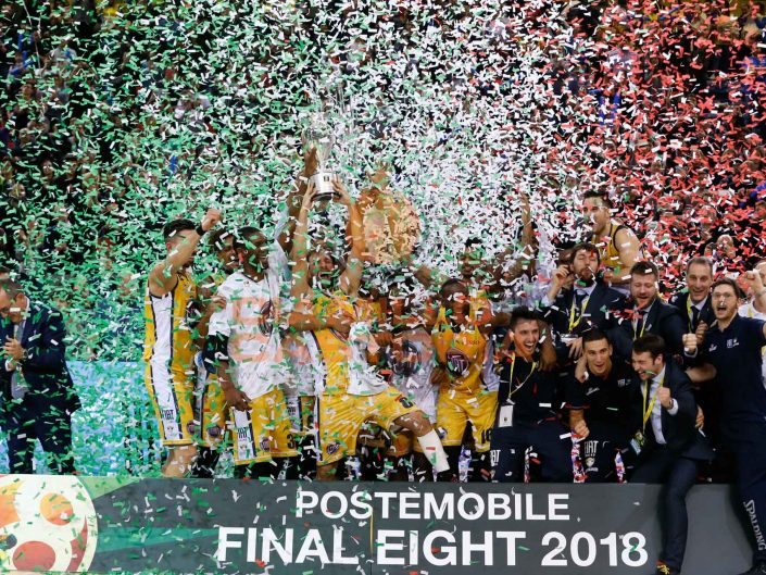 FIRENZE POSTE MOBILE FINAL EIGHT – FINAL