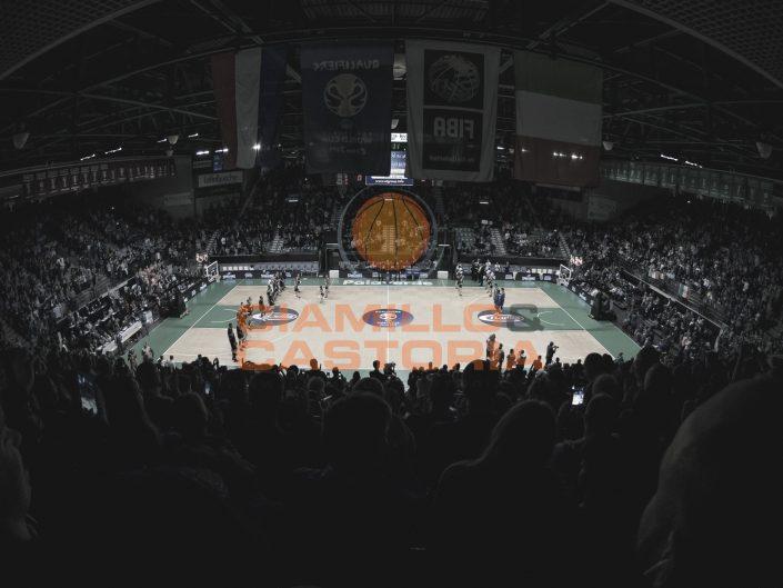 ITALIA - OLANDA - FIBA WC 2019 QUALIFIERS