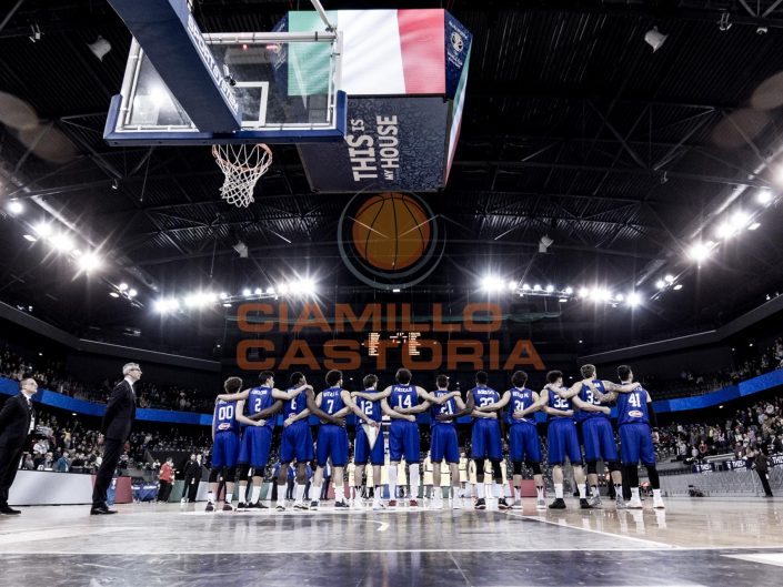 ROMANIA – ITALIA – FIBA WC 2019 QUALIFIERS